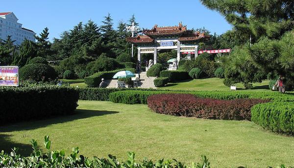 环翠楼公园
