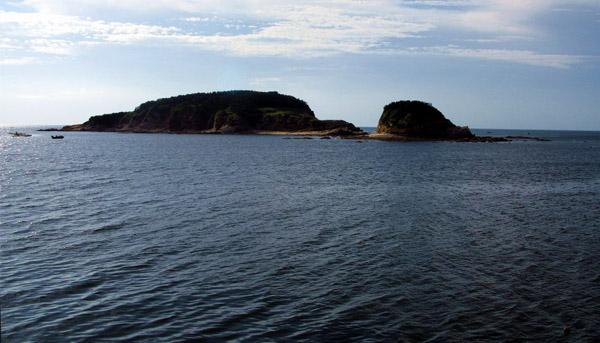 小石岛和双岛湾